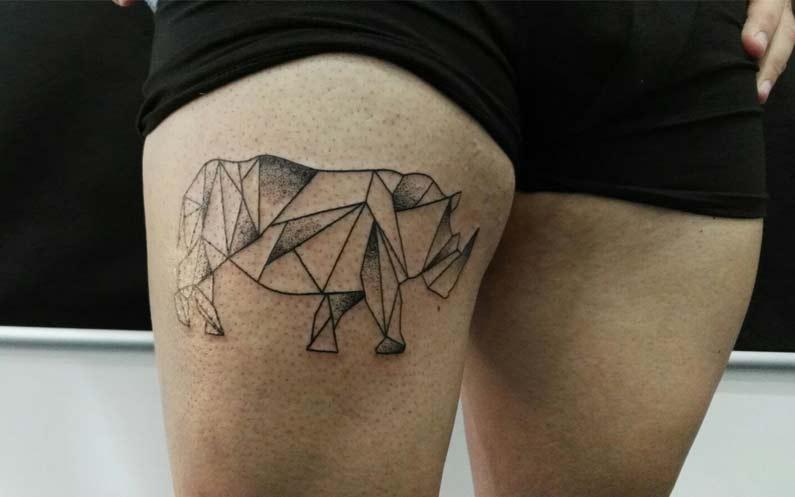 ¿Porqué un rinoceronte?